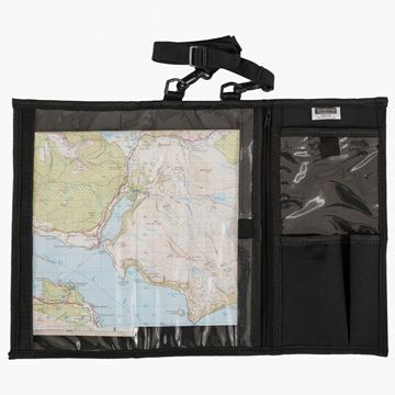 Picture of Explorer Map Case Black