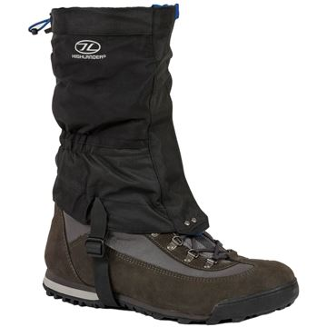 Picture of Grampian Ankle Gaiters Black