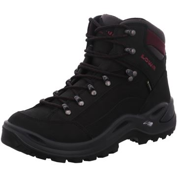 Picture of Renegade Goretex WS Mid Black/Burgundy