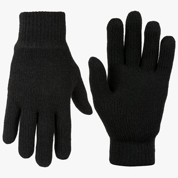 Picture of Drayton Gloves Black