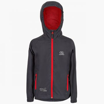 Picture of Stow & Go Jacket Charcoal