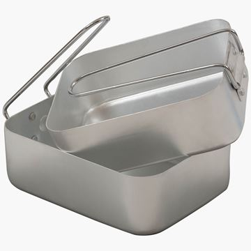 Picture of Aluminium Mess Tins Set of 2