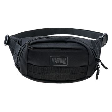 Picture of Plover Waist Bag 2 Litres Black