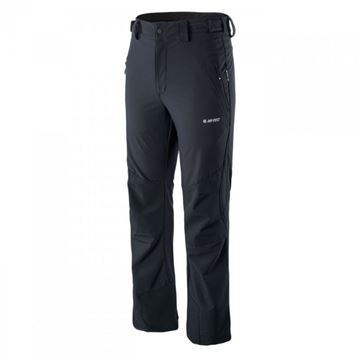 Picture of Erik Trousers Black