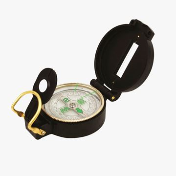Picture of Lensatic Compass
