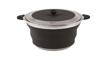Picture of Collaps Pot With Lid 4.5 Litres