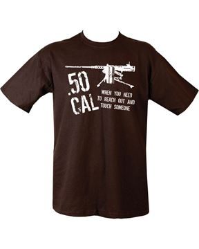 Picture of 50 Caliber T-Shirt Black